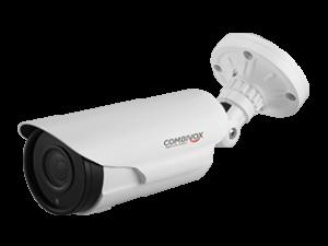 COMBI 40 Telecamera IP Bullet 4.0 Mpx con ottica varifocale.  Compatibile con moduli LAN tramite APP, Smartweb Video e Recordia 3.0 e versioni successive.