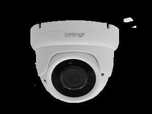 COMBI DOME Telecamera IP Dome 4.0 Mpx con ottica varifocale motorizzata.  Compatibile con moduli LAN tramite APP, Smartweb Video e Recordia 3.0 e versioni successive.