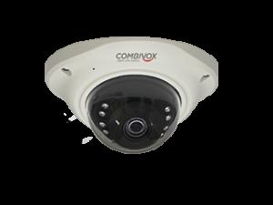 COMBI MINI DOME - Telecamera IP Mini Dome 3.0 Mpx con ottica fissa.  Compatibile con moduli LAN tramite APP, Smartweb Video e Recordia 3.0 e versioni successive